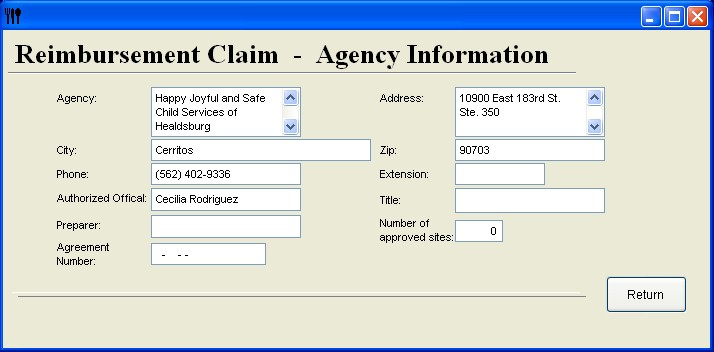 sample reimbursement form. reimbursement claim form.
